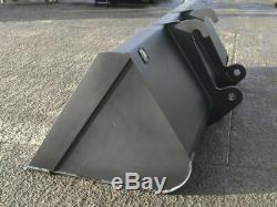 0.9 Cubic Capacity Telehandler Bucket to fit JCB Q-FIT, Merlo, Manitou, Matbro &