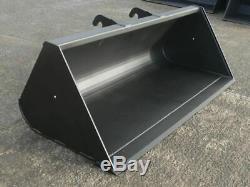 1.2 Cubic Capacity Telehandler Bucket to fit JCB Q-FIT, Merlo, Manitou, Matbro &