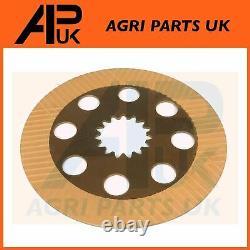 10 Brake Disc + 12 Intermediate Plate Set for JCB 520 520-55 525-50 Telehandler
