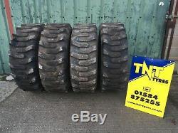 15.5-25 Bkt Tyres Farm Agriculture Loader Telehandler Jcb