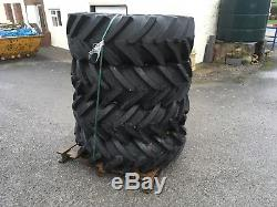 17.5L-24 Telehandler Tyres Brand New Jcb Manitou Matbro