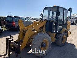 1994 Jcb 407 Loading Shovel Pivot Steer Power shift Transmission Telehandler