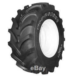 1of 460/70R24 (17.5LR24) Firestone R8000 Util Teleporter tyres