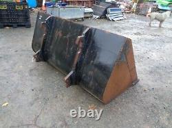 2.2m Strickland JCB Telehandler Bucket £795+vat