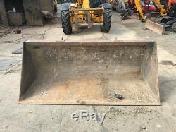 2.3m Wide JCB Telehandler Bucket