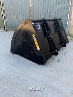 2.45 Metre Jcb 3.5m3 Telehandler Bucket