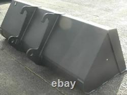 2 Cubic Capacity Telehandler Bucket to fit JCB Q-FIT, Merlo, Manitou, Matbro & M