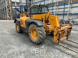2003 Jcb Loadall Telehandler 535 95 Teleporter Forklift Not Tractor