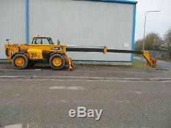 2004 JCB 532-120 telehandler fork lift teleporter delivry 12 m metre not 535-125