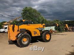 2004 JCB 533-105 Telehandler Loadall Telescopic Forklift Fork Truck Boom 10.5 M