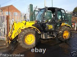 2004 Jcb 535-60 Farm Special Loadall Telehandler