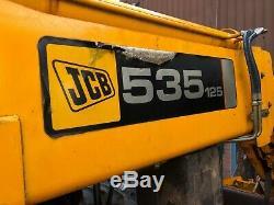 2005 JCB 535-125 Loadall Telehandler