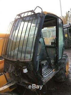 2005 JCB 535-125 Loadall Telehandler Bare Cab