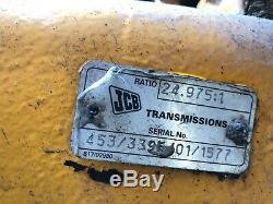 2005 JCB 535-125 Loadall Telehandler Complete Boom Arm Only