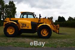2005 Registered JCB 540-70 Farm Special Super 7 Meter 4 Tonne Telehandler