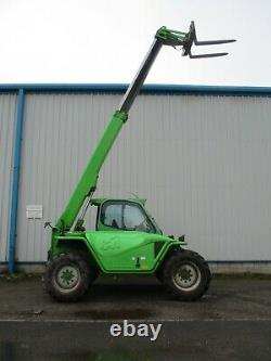 2006 Merlo P 34.7 plus telehandler fork lift teleporter JCB manitou PUH 40k