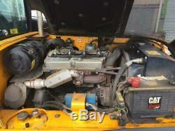 2007 JCB 524-50 Telehandler