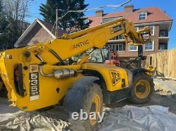 2007 JCB 535-125 12m Telehandler. 4500 hours