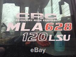 2007 Manitou MLA628 Telehandler 2.8 Ton 6 Meter Merlo JCB CAT Stocked