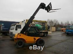 2008 (08) Jcb 520-40 4wd Loadall Telehandler Telescopic Hander, Four Wheel Drive