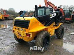 2008 Jcb 520-50 Compact Telehandler & Forklift