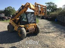 2010 JCB 520 50 4WS 4WD Tele Handler Forklift