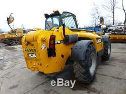 2011 JCB 535-125 Telehandler Loadall Forklift