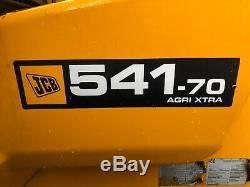 2011 JCB 541-70 Agri Xtra Telehandler Loadall