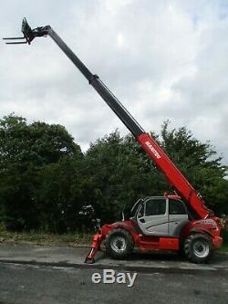 2011 Manitou MT 1440 telehandler fork lift teleporter 14 m metre JCB 535 125 140