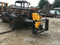 2012 JCB 535-140 Loadall/Telehandler Jack Leg Ram ONLY (E1681)