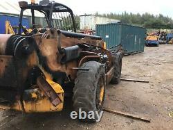 2012 JCB 535-140 Loadall/Telehandler Rear Axle ONLY (E1681)