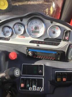 2012 Manitou MLT 634-120 LSU Turbo Loadall Telehandler Part Ex Not merlo JCB