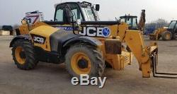 2013 JCB 535-125 Hi-Viz Telehandler Telescopic 3cx digger dumper Excavator