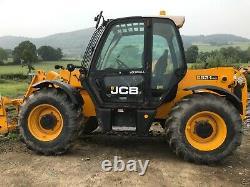 2013 JCB Telehandler 531-70 110HP