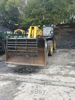 2014 JCB 550-80WM Telehandler, Wastemaster, Digger, Tractor £42,500+ VAT