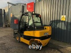 2014 JCB TELETRUK TLT25D ONLY 3475 hrs Teletruck Telehandler Forklift £13600+VAT