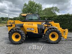 2015(65) JCB 535-95 Agri Super Loadall / Loader / Telehandler