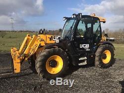 2016/66 JCB 531-70 Agri Pro DualTech Loadall / Telehandler / 541 / 536 / 535