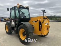 2016 JCB 531-70 7 Metre Telehandler / Forklift (Vat Inc)