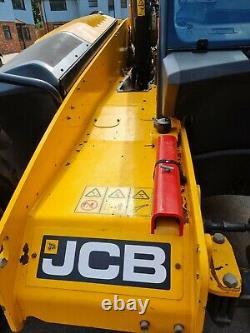 2016 JCB 536 60 Agri spec Telehandler Loadall Forklift