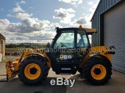 2016 Jcb 531 70 Agri Super Telehandler (Full spec) Forklift Tractor