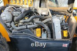 2017 JCB 531-70 AGRI SUPER Farm Tractor Telehandler Loader Loadall Telescopic