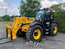 2018 JCB 560-80 Agri Super Loadall / Loader / Telehandler