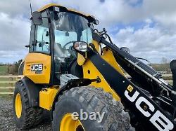 2019 JCB 406 Stage 5 Shovel / Loader / Loadall / Telehandler