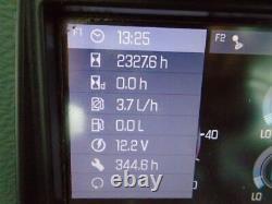 2019 Kramer KT356 Telehandler 3.5 Ton 6 Meter Reach 2327 Hours JCB Headstock