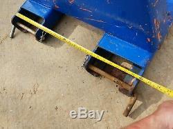 3 Ton Forklift Crane Extending Lifting Jib Hook Telehandler Manitou JCB £495+vat