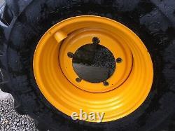 445/70R24 Michelin XM47 Telehandler Loader JCB Wheel & Tyre inc VAT