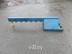 £495+vat Forklift Crane Lifting Jib Hook Telehandler Cat JCB Terex