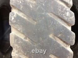 4x Telehandler Tyres Jcb John Deere Tractor Forklift 4x 460-70-24