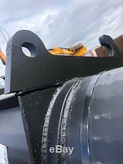 7.5ft 1.2m3 Telehandler bucket fit JCB Q-FIT, Merlo, Manitou, Matbro Euro